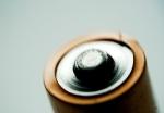 Een batterij raakt nooit deeltjes kwijt.