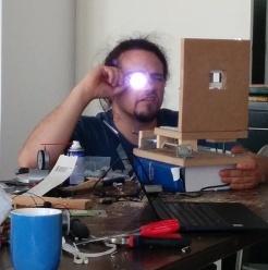 Het bionische oog.
